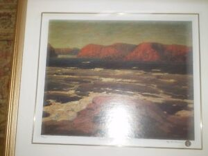 "Tom Thomson "" Petewawa Gorges - 1915 "" Limited Edition Print Kitchener / Waterloo Kitchener Area image 8"
