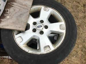 5 rims off 2007 freestar