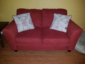 Loveseat for sale, barely used