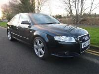 Audi A4 2.0TDI 2007/07 S Line 111,000 miles very good condition service history