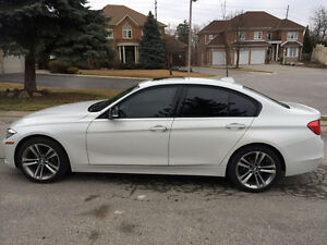 2014 BMW 320X Drive with Navigation and Sportsline