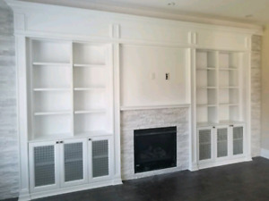 Trim /finishing carpentry services