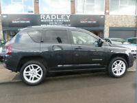 Jeep Compass 2.2CRD ( 161bhp ) 4X4 2014MY Limited 63 reg
