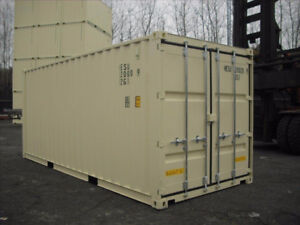 Used Storage / Shipping Containers (Sea Cans) Best Prices