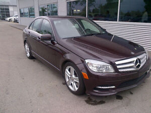 2011 Mercedes-Benz C-Class C300 4-Matic Premium Sport Package