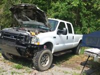 2004 Ford F-350 6L diesel 4x4 cert and etested