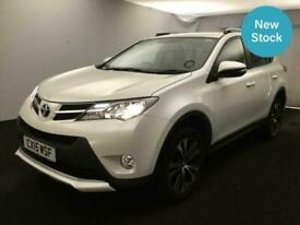 2015 Toyota Rav 4 2.2 D 4D Invincible 5dr SUV 5 Seats SUV Diesel Manual