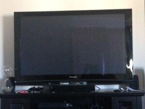 "Television Plasma 50"" 1080 HDTV"