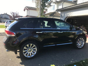 2015 Lincoln MKX Special Edition