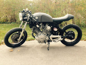LOOKING FOR A CAFE RACER!