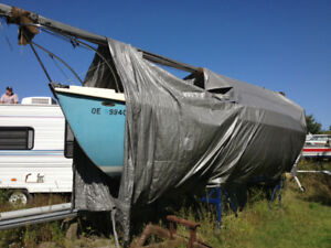 Grampian 26' Sailboat - Great Fixer Upper