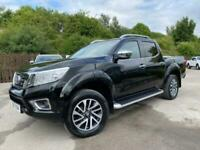 2017 Nissan Navara Double Cab Pick Up Tekna 2.3dCi 190 4WD Pick Up Diesel Manual