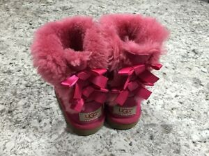 Girls size 9 Uggs