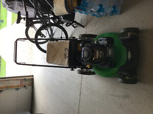 lawnboy 10730 mower perfect condition