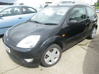 2003 Ford Fiesta 1.4 2003.5MY Zetec, 2 KEEPERS, FULL SERVICE HISTORY