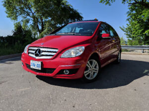 JUST REDUCED FROM $7175 - - 2009 Mercedes B Class CERTIFIED!!!