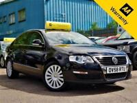 2009 VOLKSWAGEN PASSAT 2.0 HIGHLINE TDI DSG 138 BHP! AUTO! 2OWNERS+LEATHER+FSH!