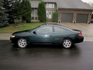 1999 Toyota Solara SLE Coupe (2 door)