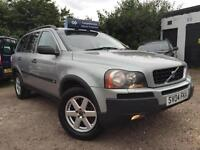 Volvo XC90 2.4 AUTO 2004 D5 7 Seater *Timimg Belt & Major Service Just Done*