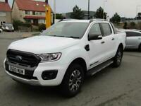 2020 Ford Ranger WILDTRAK | ECOBLUE 213PS | 10 SPEED AUTOMATIC | DCB Pick Up Die