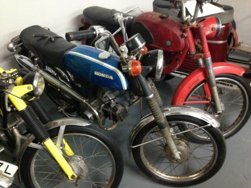 Honda SS50 1975/N