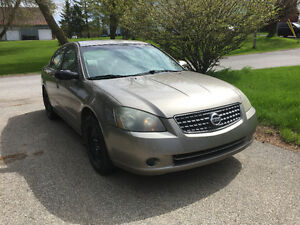 2005 Nissan Altima Berline
