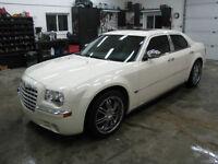 Wow rare find AWD Chrysler 300 never seen winter