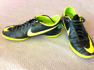 Soccer, shoes, indoor, nike