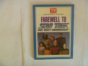 TV Guide Farewell To STAR TREK The Next Generation