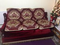 Vintage sofa or double bed