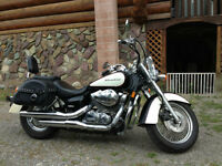 2008 750 Honda Shadow