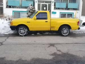 1997 Splash Ford Ranger, fully loaded
