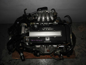 JDM B18C GSR SWAP OBD2 5 SPEED TRANSMISSION VTEC MOTOR ENGINE AX