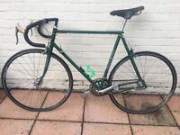 Raleigh Vintage Single Speed Bicycle