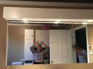 Armoires chambre de bain