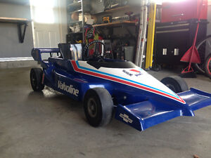 Go Kart enfants excellente condition sans moteur West Island Greater Montréal image 2