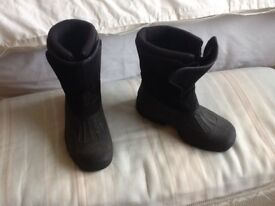 Wellie boots