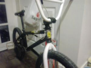 Haro BMX. Paid 425$ a couple years ago