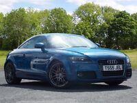 Audi TT 2.0 TDI S Line Special Edition Quattro 3dr (blue) 2010