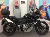 SUZUKI DL650 V-STROM DELIVERY ARRANGED P/X WELCOME LOW MILEAGE
