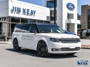 2017 Ford Flex Limited  - Certified - Leather Seats - $109.10 /W