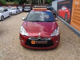 CITROEN DS3 1.4 DSIGN 3dr Red Manual Petrol, 2010