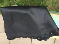 Tarp for 12 ft trampoline from canadian tire