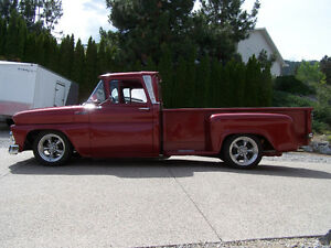 Priced to Sell, 1962 Chevy step side P/up completely restored