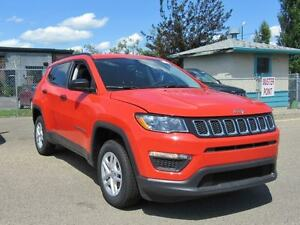 2017 Jeep All-New Compass Sport
