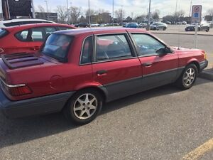 1994 Mercury Topaz - Senior driven