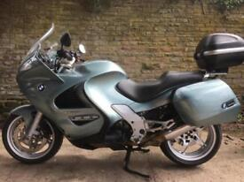 2004 BMW K 1200 GT NOT R1150 RT 37K FULL BMW LUGGAGE