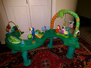 Evenflo Exersaucer Triple Fun - Life in the Amazon