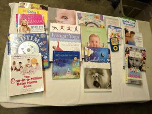 Pregnancy & Baby Books, CD's & Digital Player