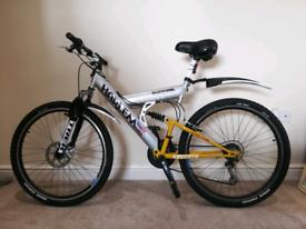Mountain bike, bycicle